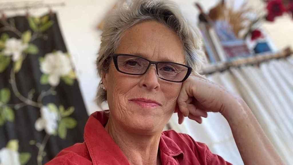 Lucía Dominguín en una imagen de sus redes sociales.