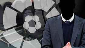 Casting de entrenadores en La Liga