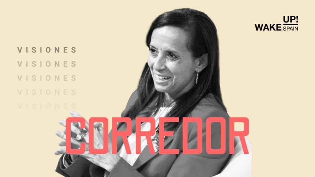 La presidenta de Red Eléctrica de España (REE), Beatriz Corredor.