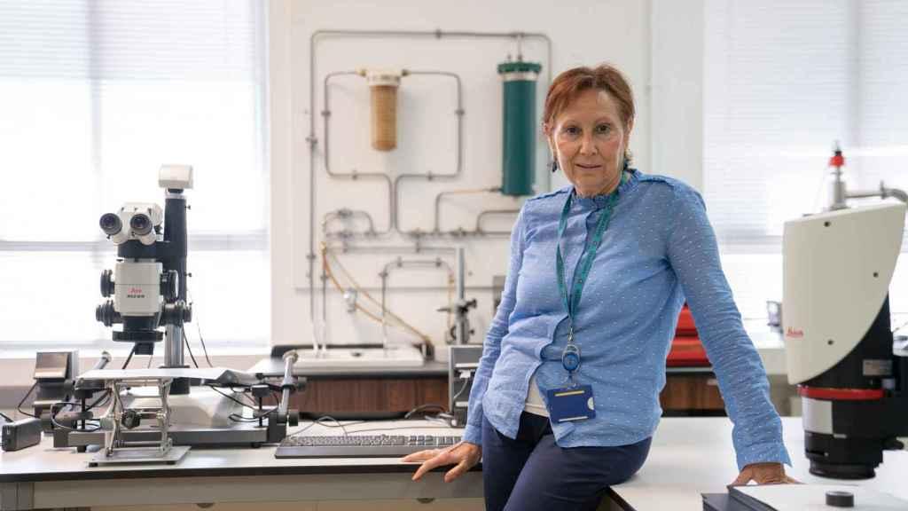 La doctora Pilar Valles es jefa de laboratorio en el INTA desde 1998.