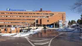 Foto de archivo del Hospital Universitario de Guadalajara, donde están ingresados la mayoría de los heridos en el accidente de Sacedón