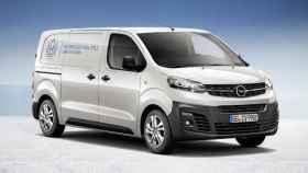 Opel vivaro hydrogen