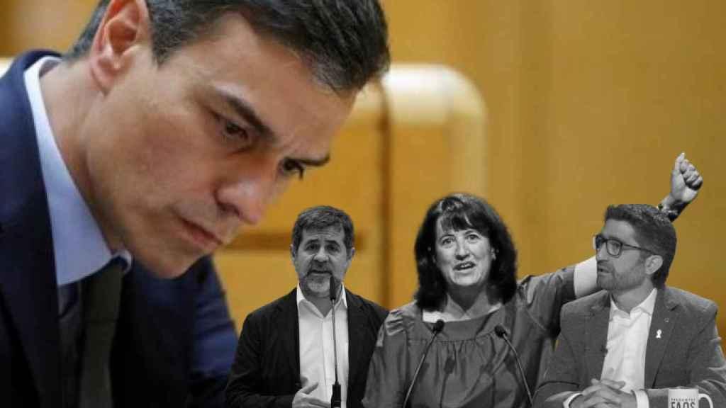 Los planes de concordiacon el nacionalismo catalán de Sánchez no están teniendo un gran recibimiento entre los dirigentes secesionistas.