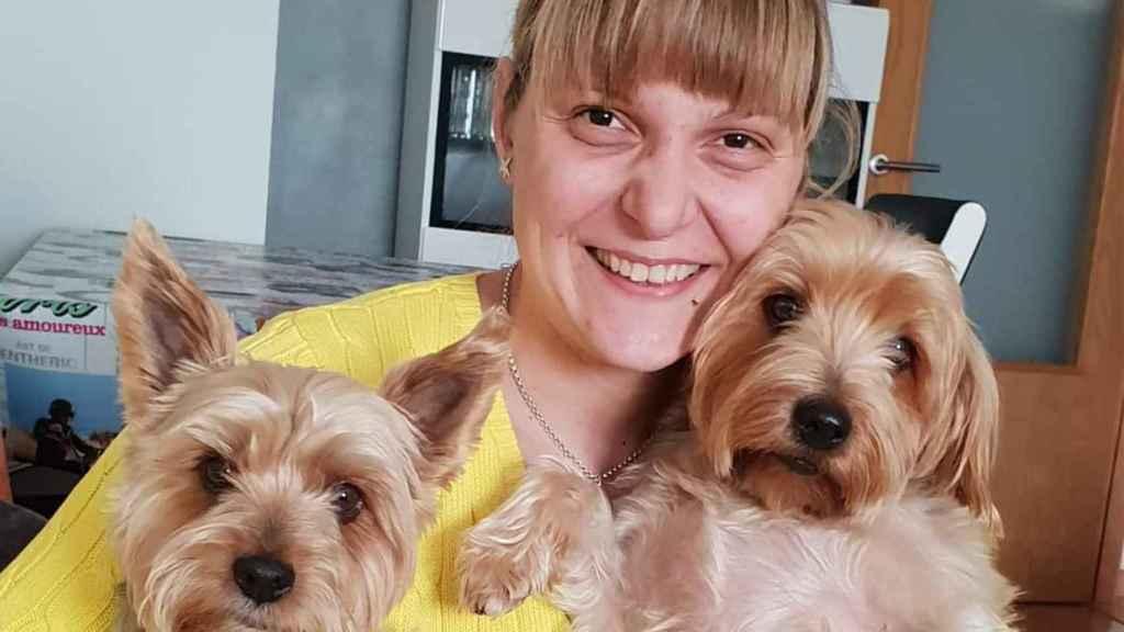 Clara fue asesinada por su pareja este sábado. Tenía 41 años.