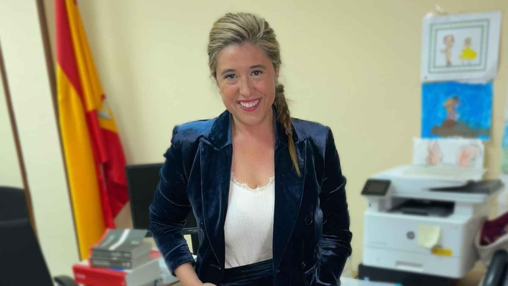 Escarlata Gutiérrez, la fiscal 'influencer'.