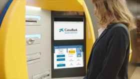 CaixaBank despliega una nueva plataforma tecnológica en sus cajeros para adaptarlos a la 'app'