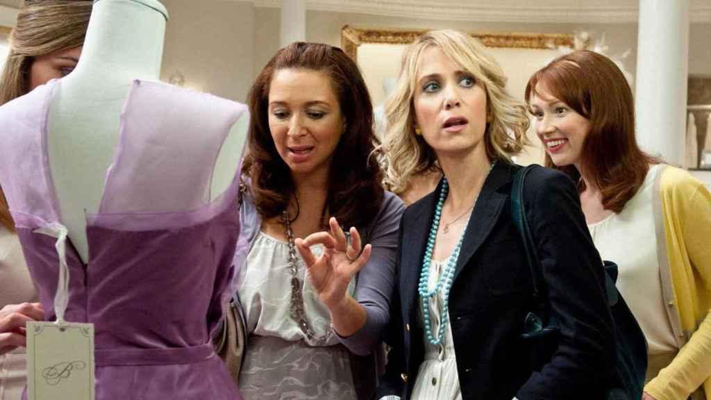 'Bridesmaids'.