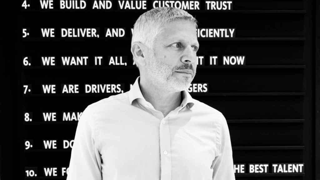 El CEO de Openbank, Ezequiel Szafir.