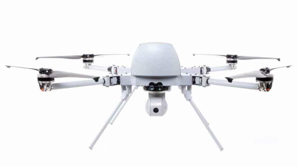 Dron Kargu responsable de los ataques autónomos en Libia