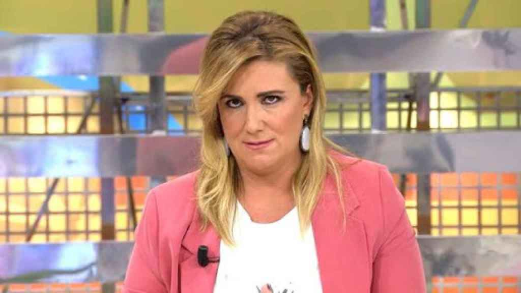 Carlota Corredera criticó el negacionismo de muchos compañeros tras la docuserie de Rocío Carrasco.
