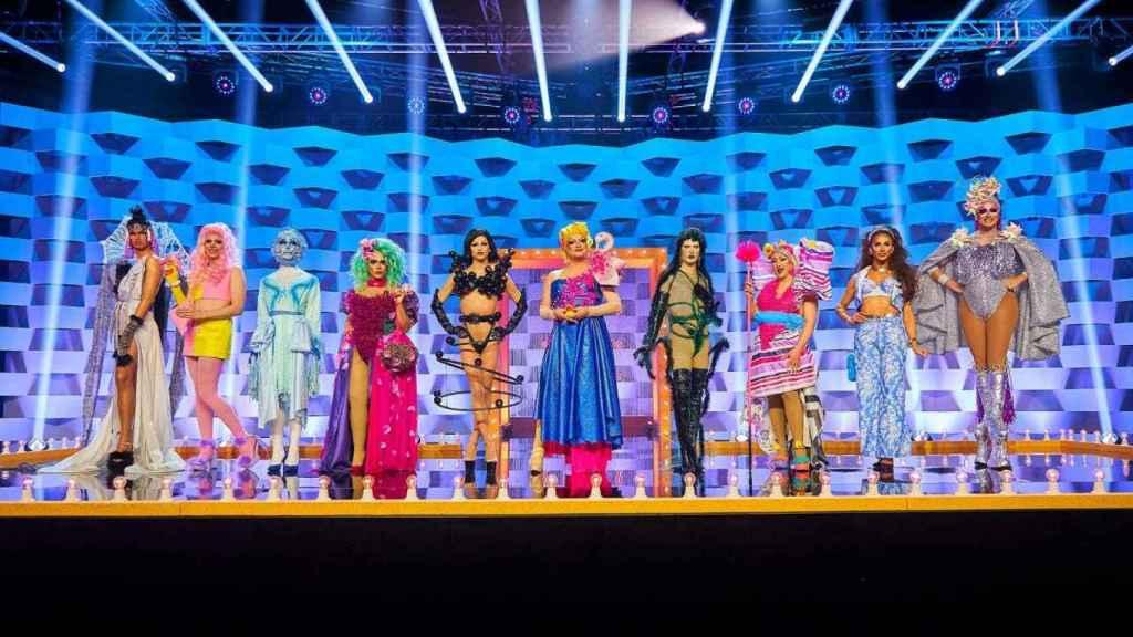 Antena 3 emitirá el primer episodio de 'Drag Race' en el 'late night'.