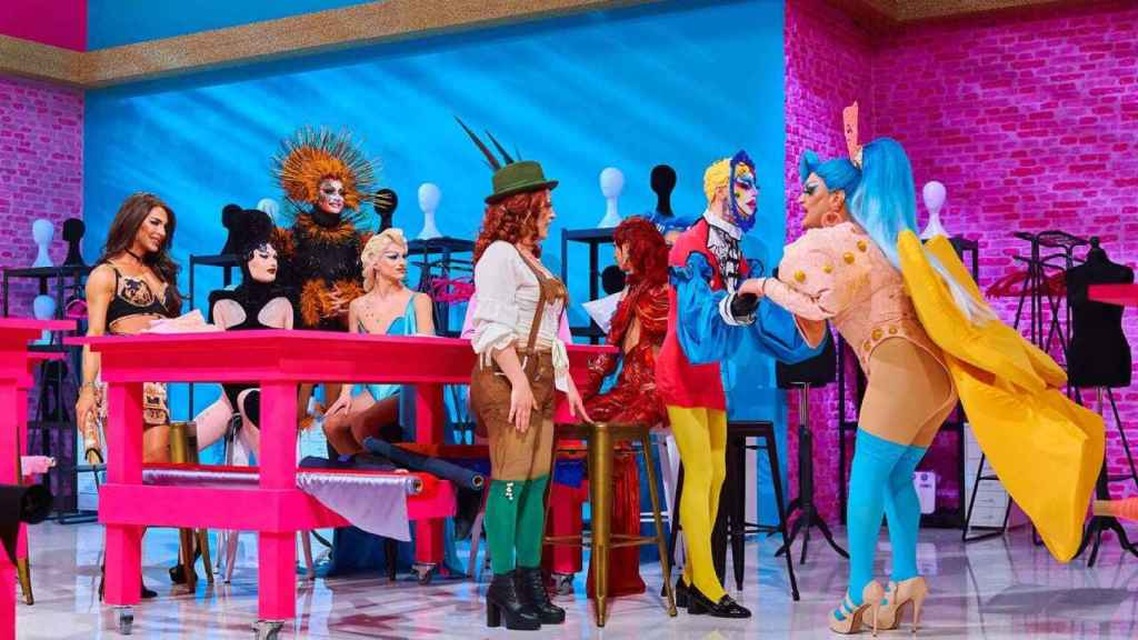 El primer episodio de 'Drag Race España' podrá verse en Antena 3.