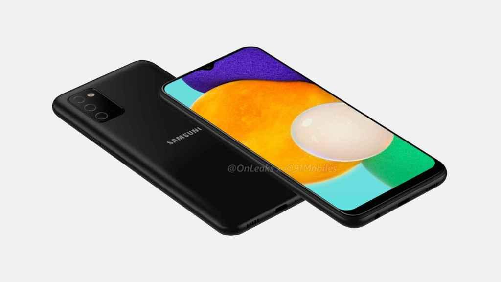 El Samsung Galaxy A03s se filtra: diseño, características...