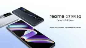 Nuevo realme X7 Max 5G: el realme GT Neo cambia de nombre