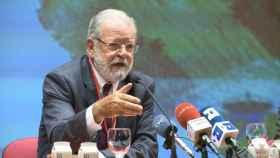 El expresidente de la Junta de Extremadura Juan Carlos Rodríguez Ibarra.