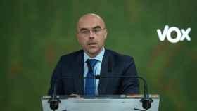 Jorge Buxadé, vicepresidente de Acción Política de Vox.