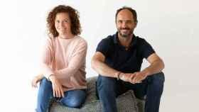 Celina Tamagnini y Luis Ribó, fundadores de Circoolar.