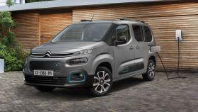 El nuevo Citroën ë-Berlingo se fabrica en España.