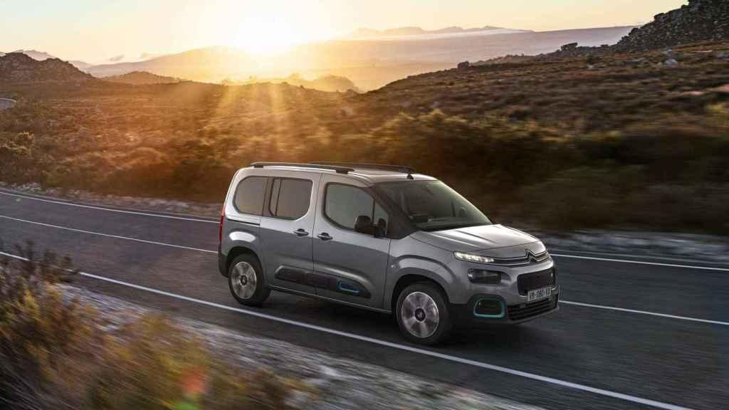 Citroën ë-Berlingo.