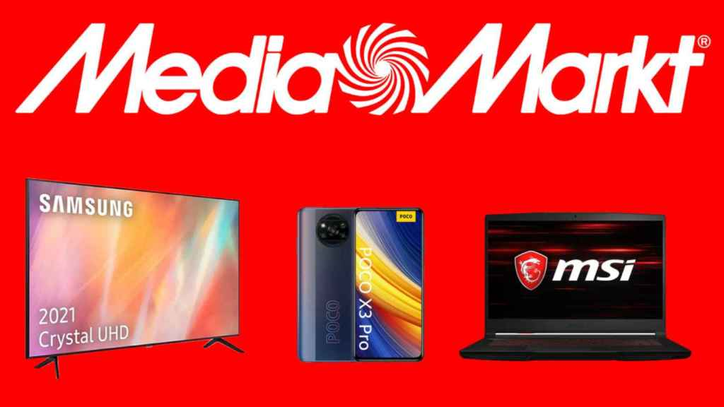 Media Markt tiene chollos con motivo de sus 'Días sin IVA'.
