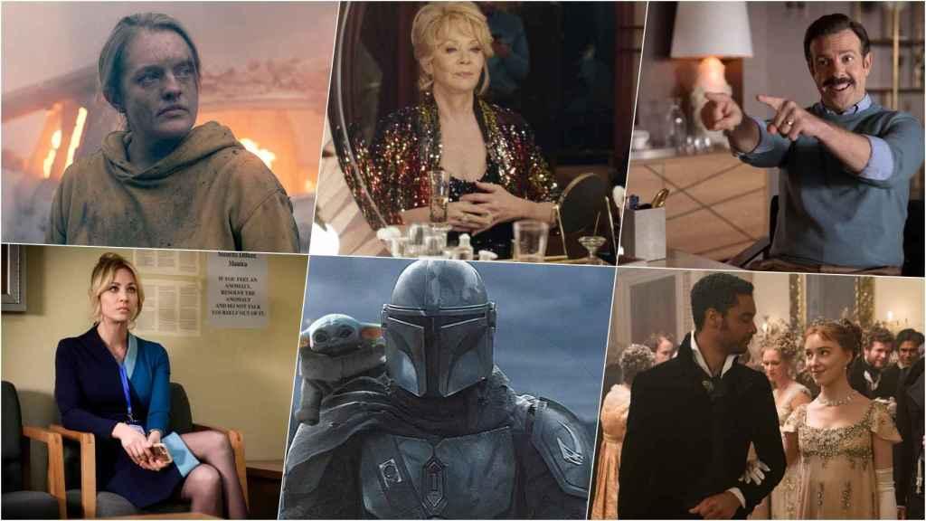 Las series que pueden estar nominadas  como mejor drama y comedia.