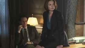 Ruth Wilson y Andrew Scott protagonizan 'Oslo'.