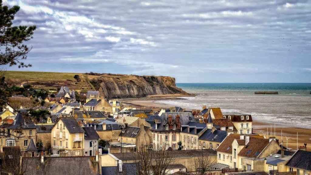 Normandía.