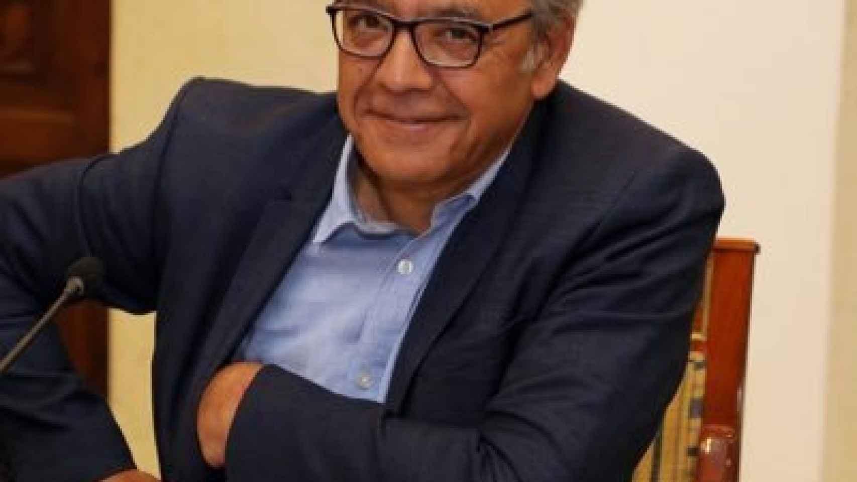 El portavoz del PSOE en las Cortes Valencianas, Manuel Mata.