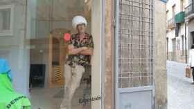 Jero Martínez expone en SantaMaca su serie 'Recocoon' el proyecto que le aparta de sus habituales círculos.
