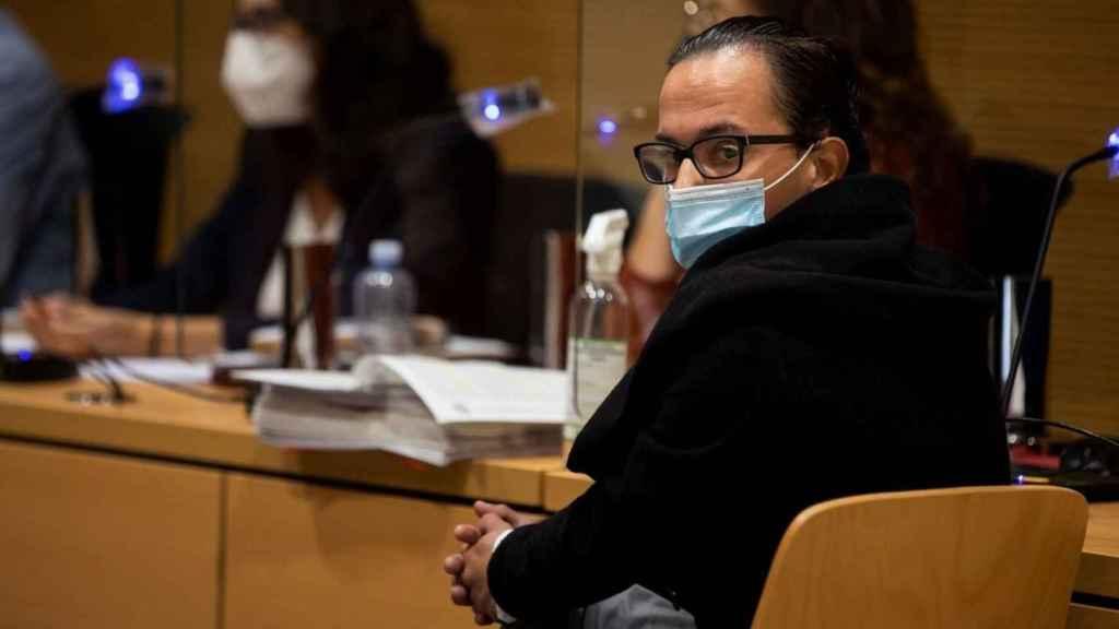 Jonathan, durante el juicio en el que ha pedido que le llamen Lorena