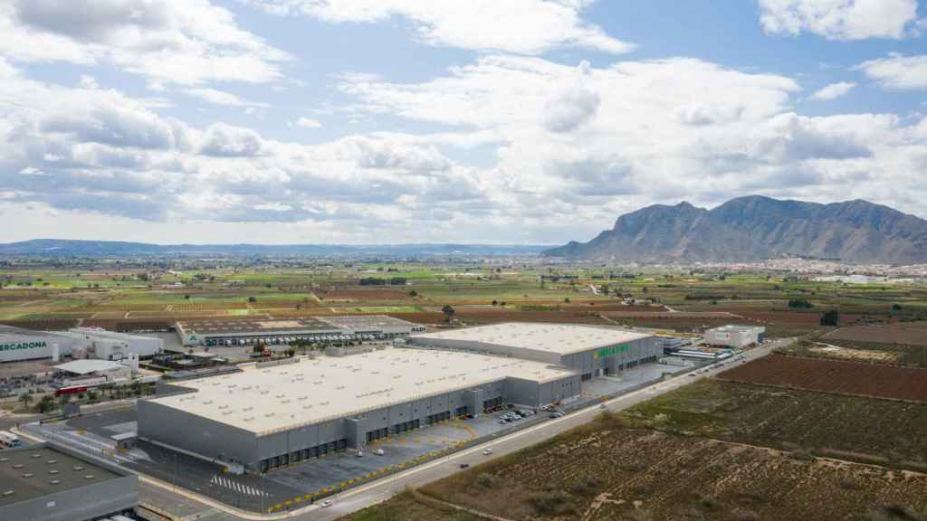 Mercadona completa la ampliación de su bloque logístico de San Isidro iniciado hace dos años