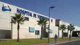 El hospital universitario de Torrevieja.