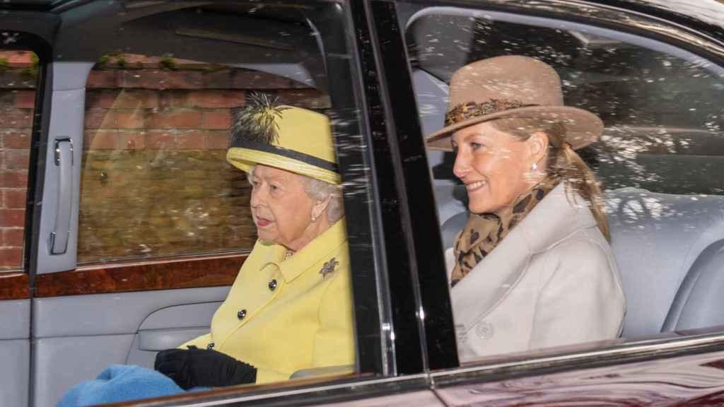 Sophie de Wessex es considerada la nuera favorita de la reina Isabel.