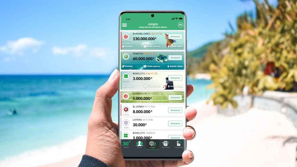 TuLotero ya disponible en Google Play