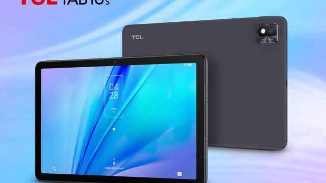 La TCL Tab 10S llega a España: precio y disponibilidad oficial
