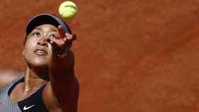 Naomi Osaka, en Roland Garros 2021