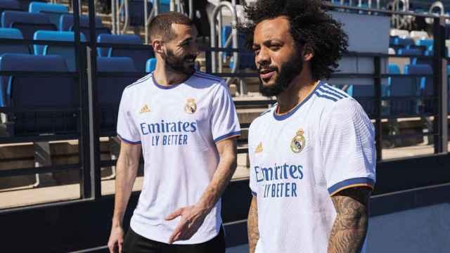 La nueva camiseta del Real Madrid 2021/2022, al detalle: los secretos de la primera equipación