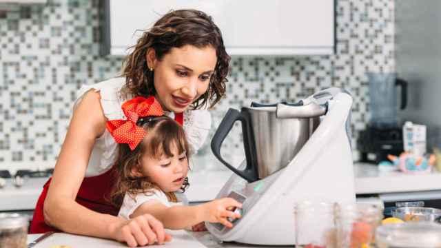 Los robots de cocina mejor valorados de Amazon con los que no te hará falta Thermomix