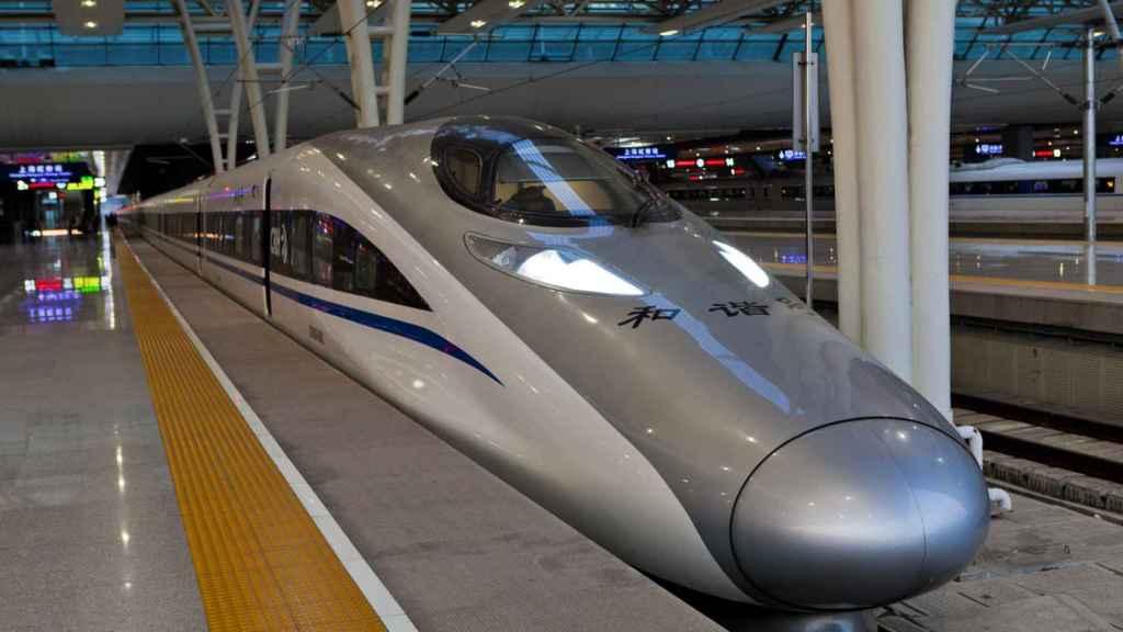 China planea construir un tren submarino que llegue a EE.UU.