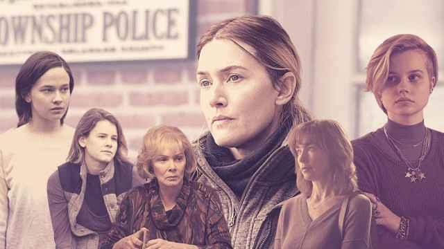 Los personajes femeninos de 'Mare of Easttown'.