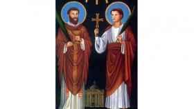 San Pedro y San Marcelino