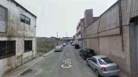 La calle Torrente, en Manises (Valencia), el lugar donde ocurrieron los hechos.