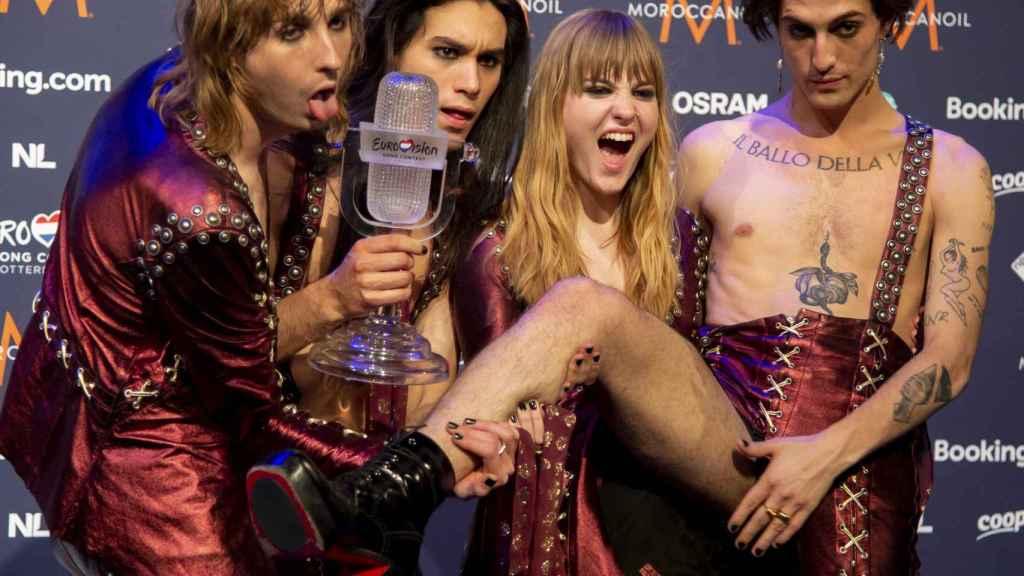 La expectación por Eurovisión ha afectado a las visualizaciones de vídeos en Pornhub.