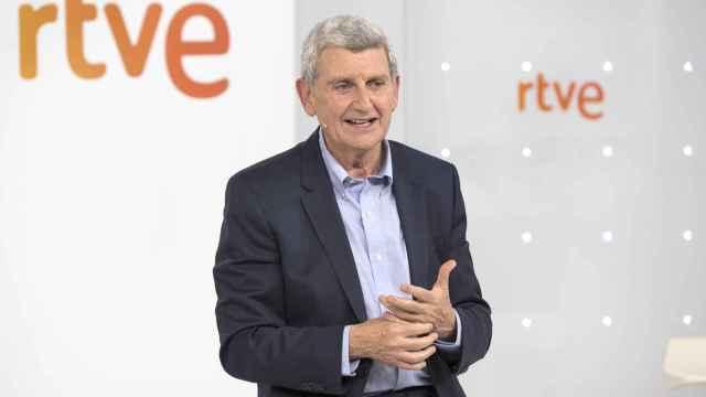 José Manuel Pérez Tornero, presidente de RTVE, en una imagen de archivo.