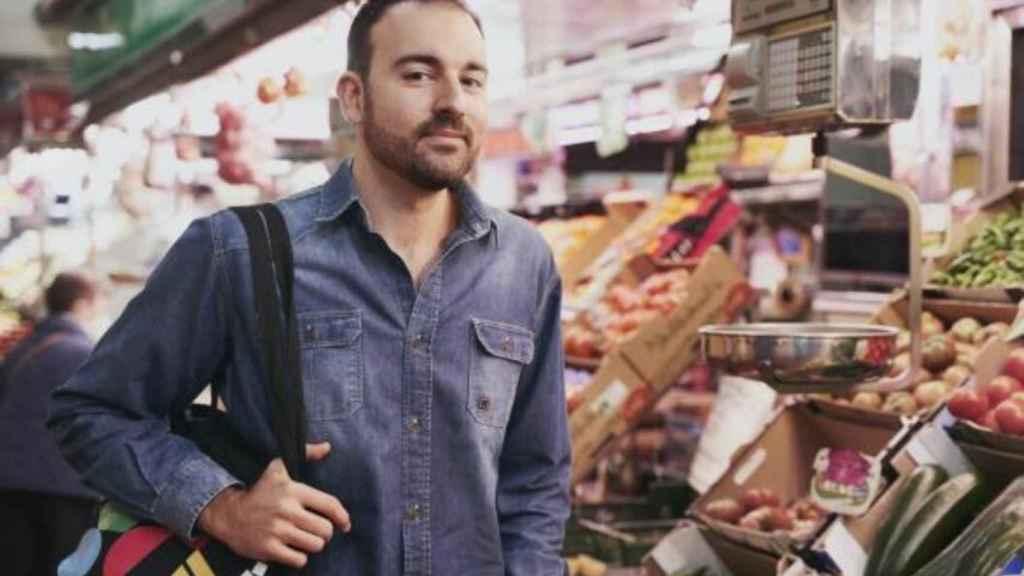 El Dietista-Nutricionista Aitor Sánchez.