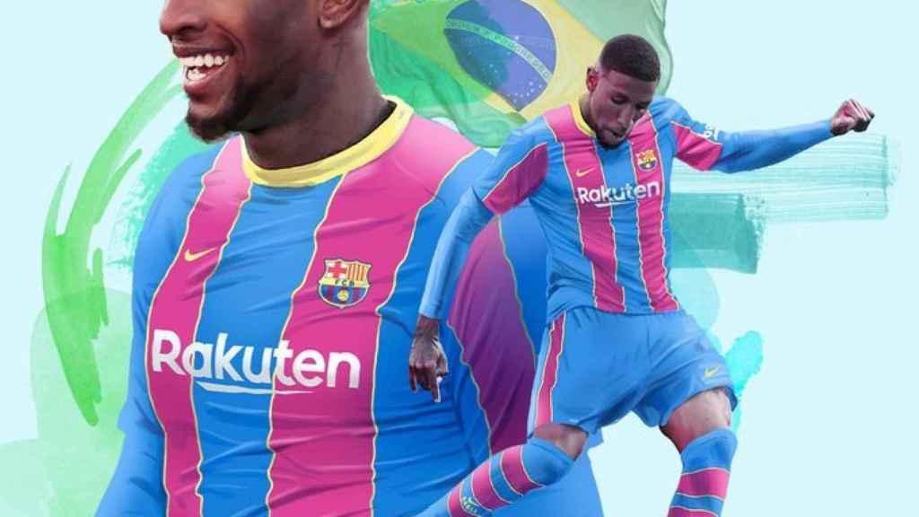 Emerson ficha por el Barcelona