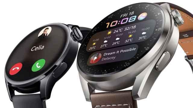 Nuevos Huawei Watch 3