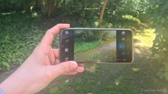 Open Camera: una app de cámara de código abierto