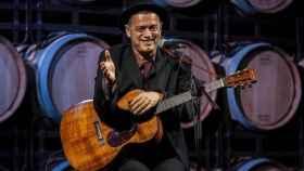 Santiago Auserón, en una imagen de archivo
