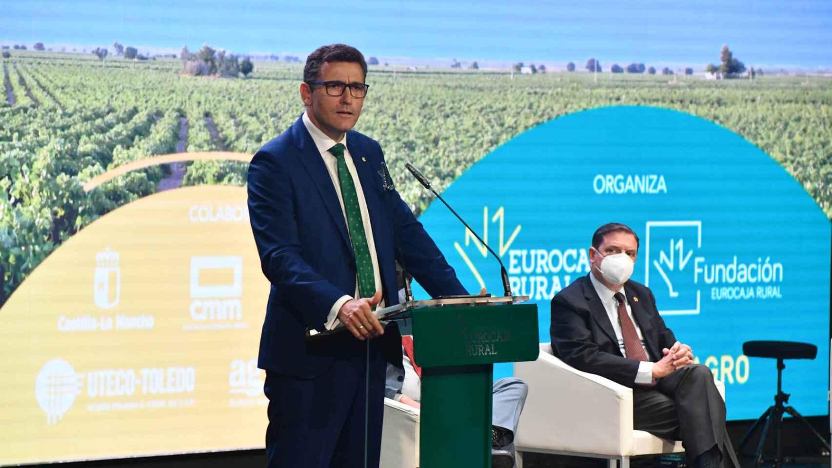 Todas las fotos del 'Rural Summit Agro' organizado por Eurocaja Rural 1